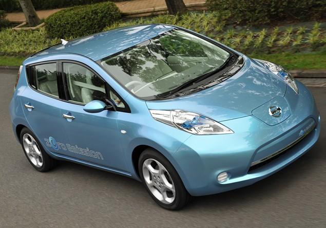 Eco Essai Nissan Leaf
